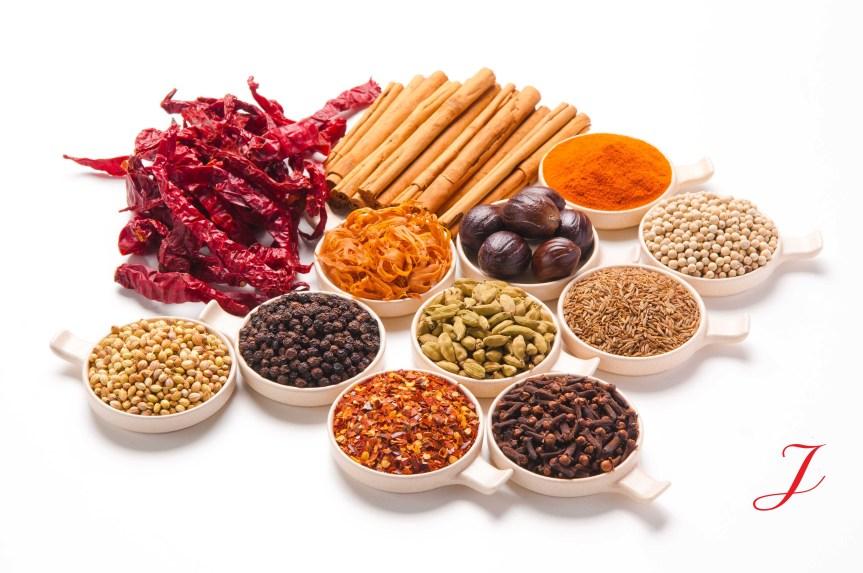 Vegan Spices logo